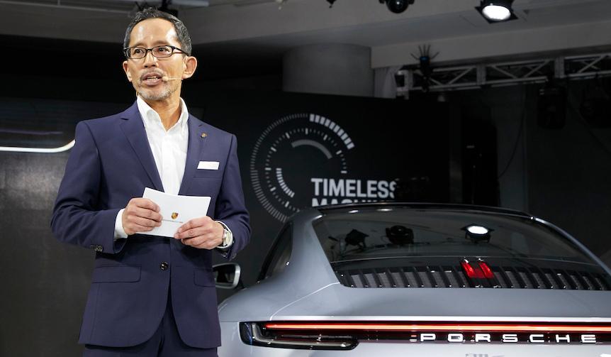 ポルシェAGエクステリアデザイナー 山下周一氏インタビュー Porsche