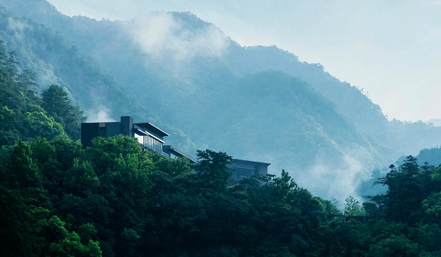 HOSHINOYA Guguan|台湾・台中の自然豊かな温泉地に「星のやグーグァン」がオープン
