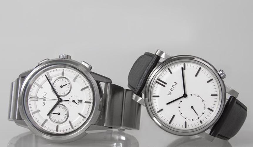 Sony|ソニーの「wena™ wrist」から、新型ヘッド2モデルが登場