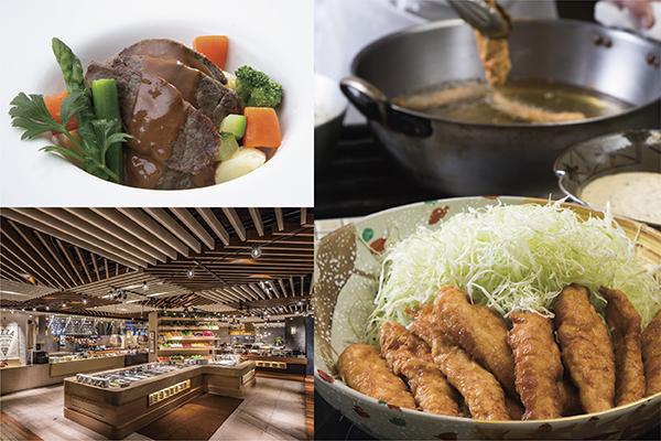 【肉手形+朝食&ディナービュッフェ付き】  肉旅プランに宮崎牛のソテー一皿付