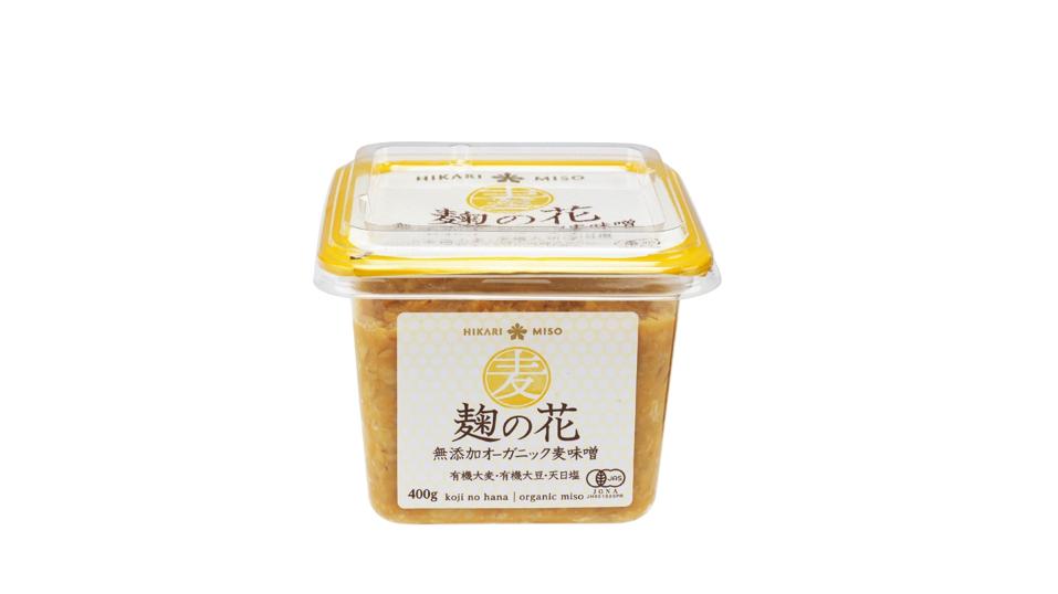 麹の花 無添加オーガニック麦味噌