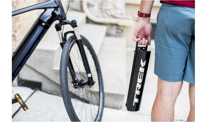 デザイン性と機能性を持ち合わせた最新バッテリー『PowerTube 500』
