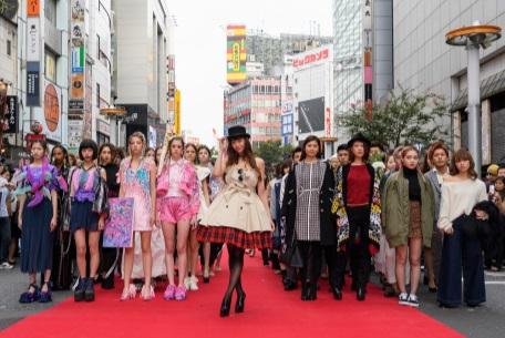 第6回渋谷ファッションウイーク