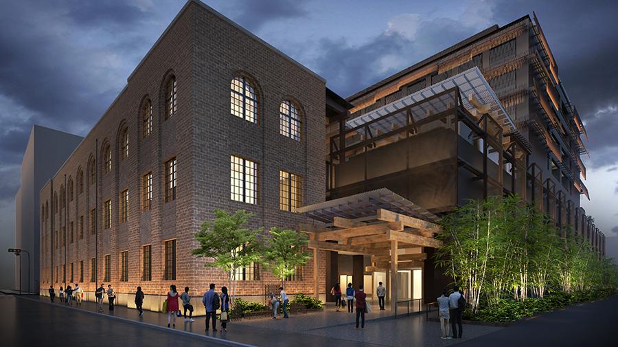 京都に複合施設「新風館」とアジア初となる「エースホテル京都」が4月に開業!