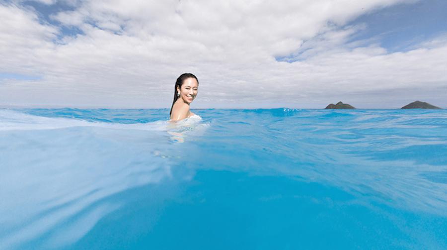 石垣島の自然と水をテーマにした新しいフォトウェディングが誕生!