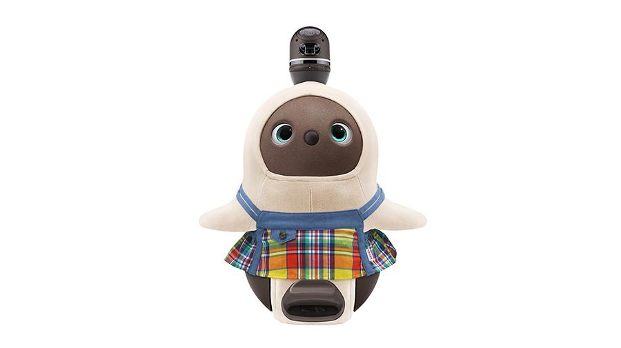家族型ロボット『LOVOT』専用トップスの、2020年春の新作コレクションが登場!