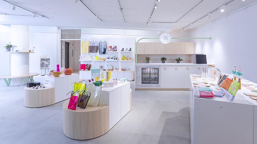 NY発の未来の日用品店『New Stand Tokyo』をWTFCが7月28日(火)にオープン!