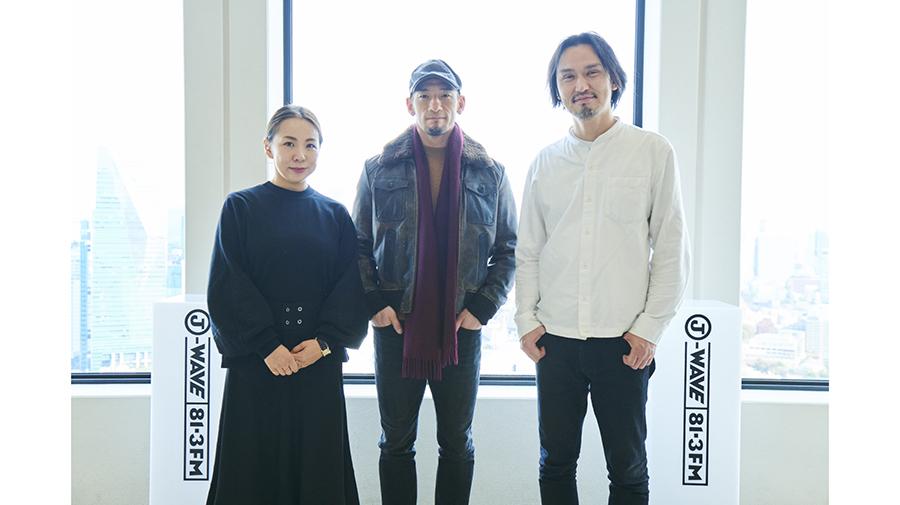 中田英寿×J-WAVE がおくるエンタメレストラン「J-WAVE NIHONMONO LOUNGE」が7月14日オープン!