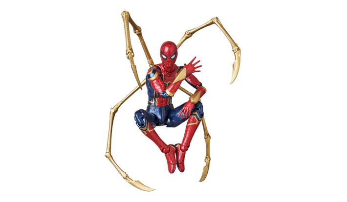 MAFEX IRON SPIDER