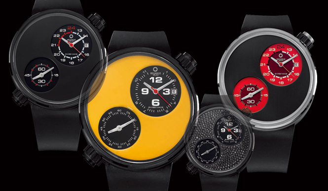 メカニケ・ヴェローチ│モータースポーツの世界から誕生した新作時計