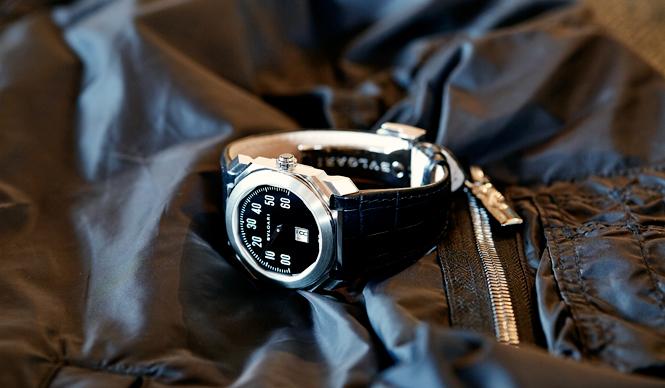 BVLGARI SENSEにとって、時計はジュエリーのような存在
