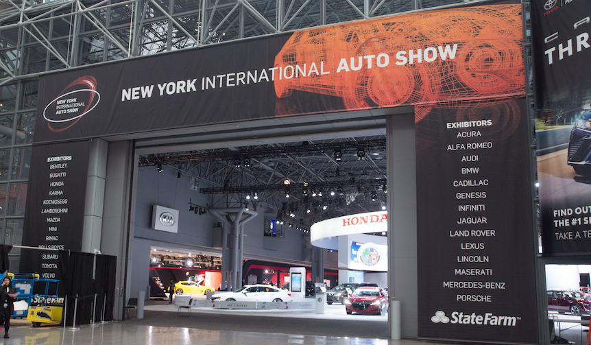 ニューヨーク オートショーは新型SUV祭り|NYIAS 2018