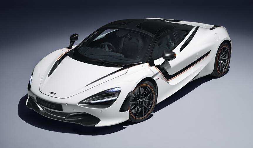 マクラーレン720Sのビスポークモデル2種登場 McLaren