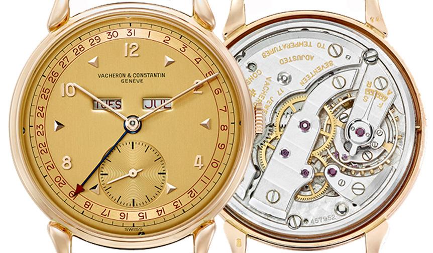 VACHERON CONSTANTIN|歴史ある時計を観て、愛でて、購入できるヘリテージ展