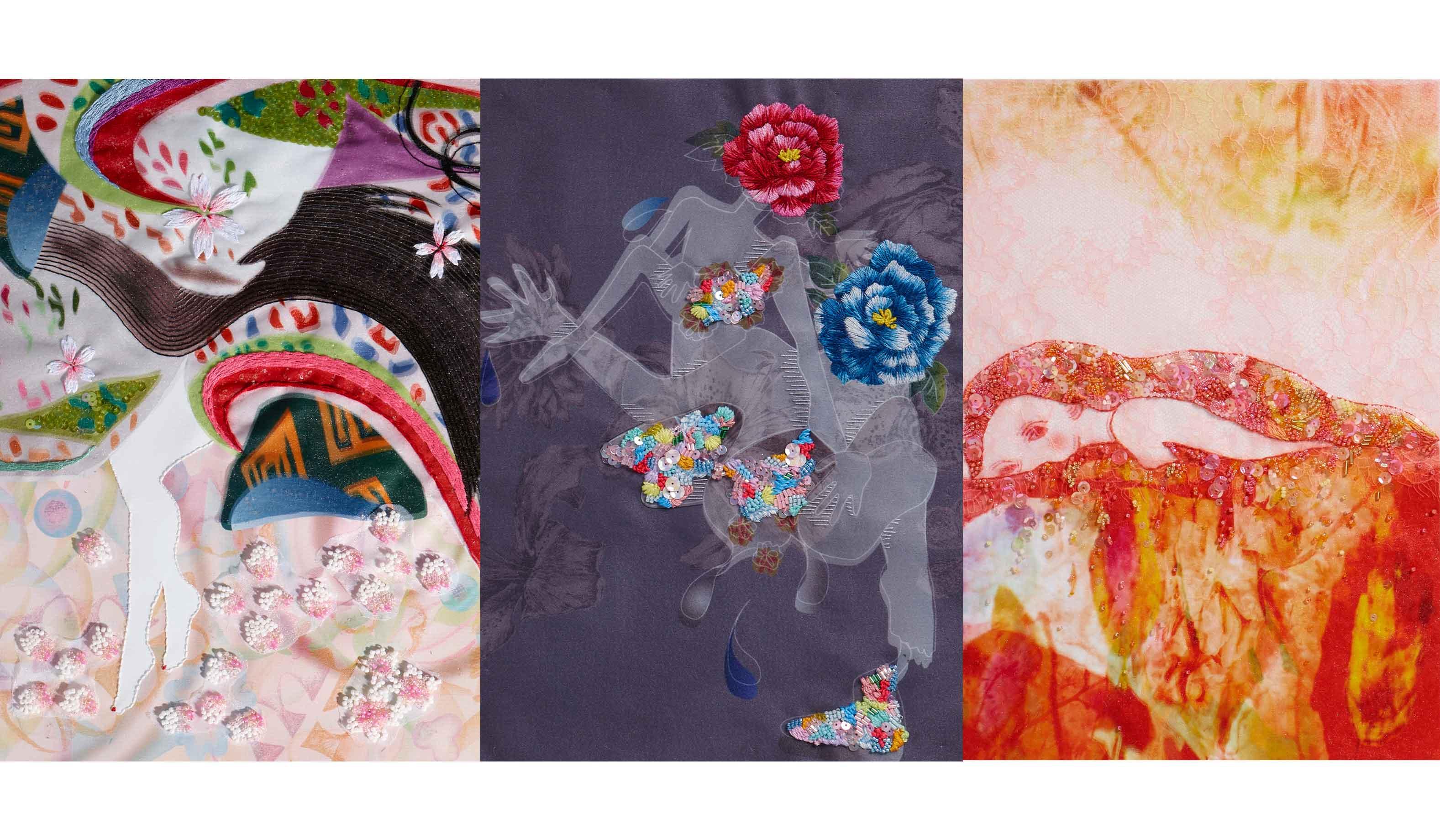 ART|アーティスト清川あさみによる「千年後の百人一首」原画展