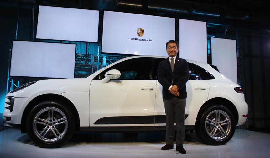 大幅改良された新型マカン日本上陸 Porsche