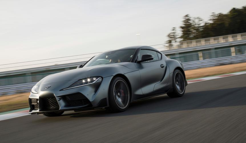 デトロイトモーターショーで新型スープラがデビュー|Toyota