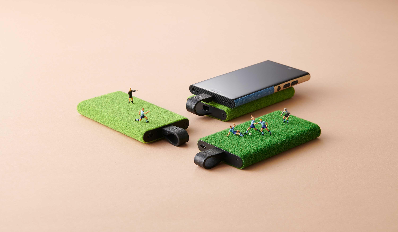 "NuAns × Shibaful|「TAGPLATE」のコラボモデルが""芝の日""から販売"