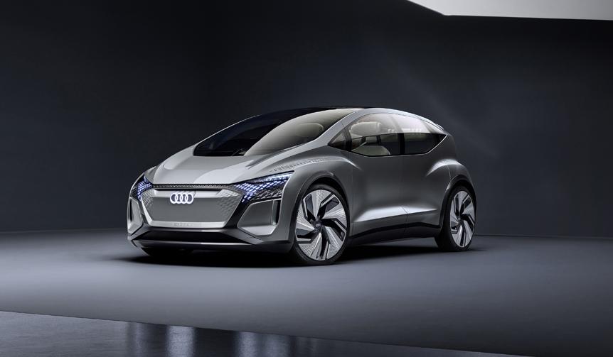 アウディがで自動運転シティカー「AI:ME」を発表|Audi